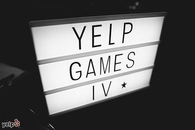 2018 Xtreme Yelp Games