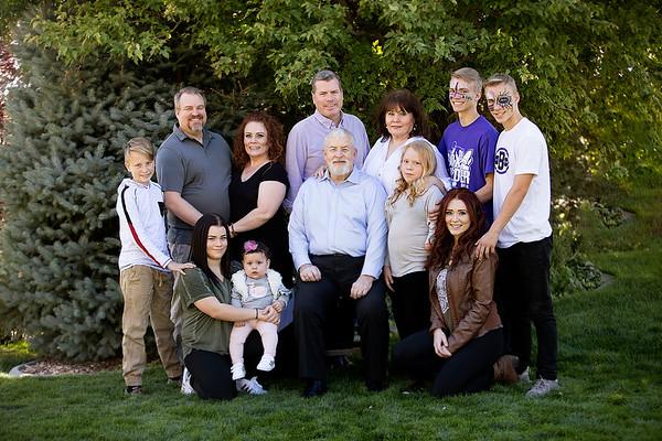 Dunn Family - 2018