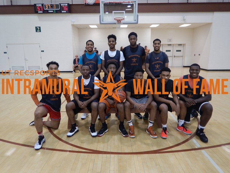 Fall 2016 Basketball Men's A Runner Up_Loyal Men of UT