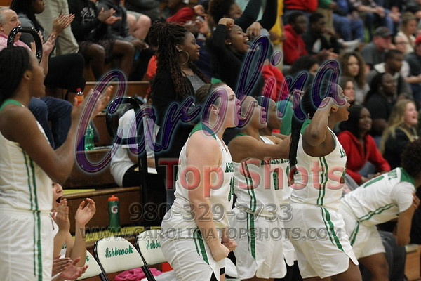 North Iredell at Ashbrook - 2/27/18