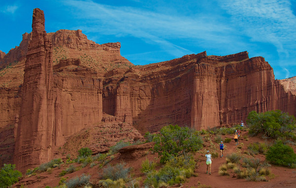 Moab Mindful Running Retreat 2015