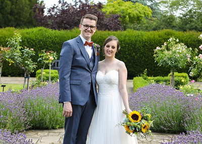 Melissa&Alistair, The Garden Barn