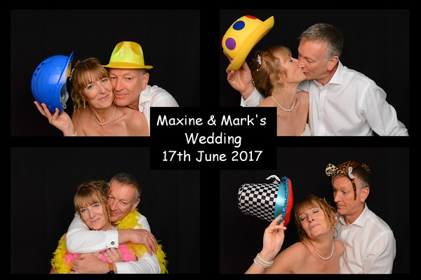 Maxine & Mark's  Wedding