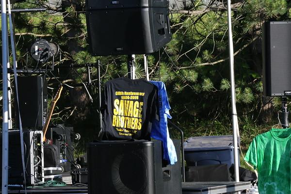 Savage Brothers Band @ Evergreen Walk Park 06-24-21