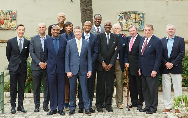 NBA HALL OF FAME