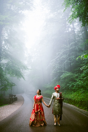 Radhika  & Mit [couple]