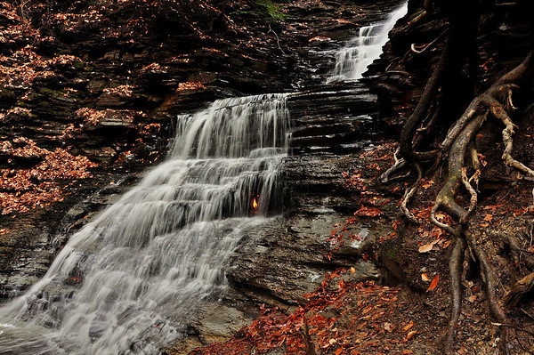 Eternal Flame Falls