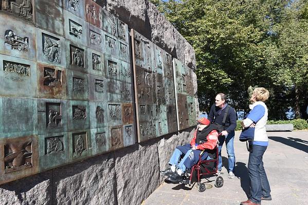 FDR Memorial Oct 18