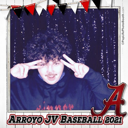 042421 Arroyo JV Baseball Celebration