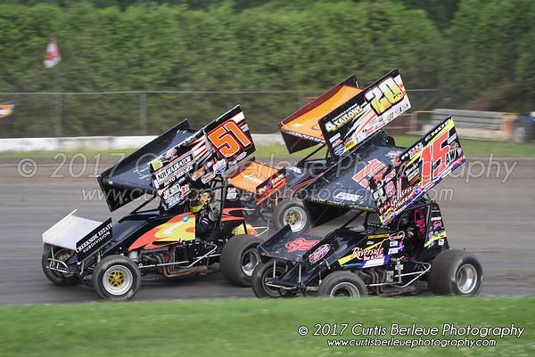 PST Cornwall Motor Speedway 7/16/17