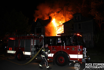 Multiple Dwelling Fire - 221 Connecticut St, Highland Park, MI - 7/7/17