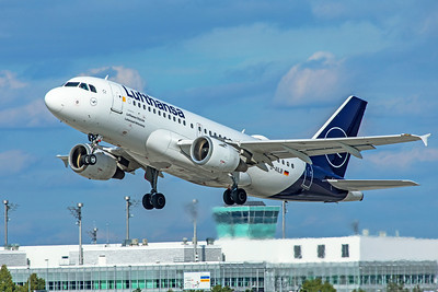 Munich Franz Josef Strauss International Airport - 2019