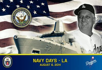 Navy Days - LA 080614