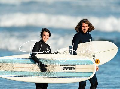10/27/2017 - Surfing - Goohes Beach Kennebunk, Maine