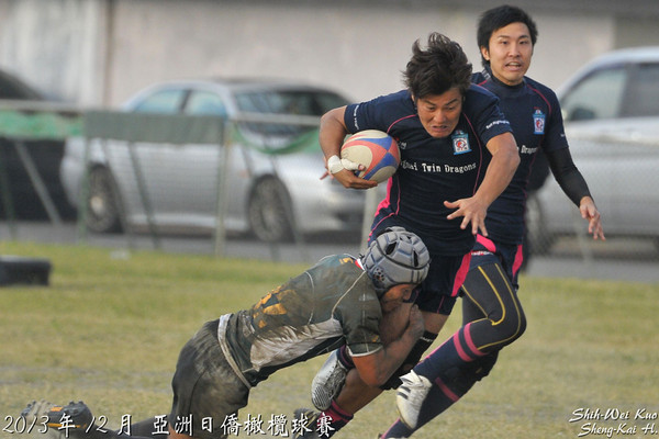 2013年亞洲日僑橄欖球賽(16th Asian Japanese Rugby Cup)