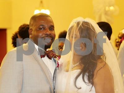 "MR. & MRS. HINTON ""THE WEDDING"""