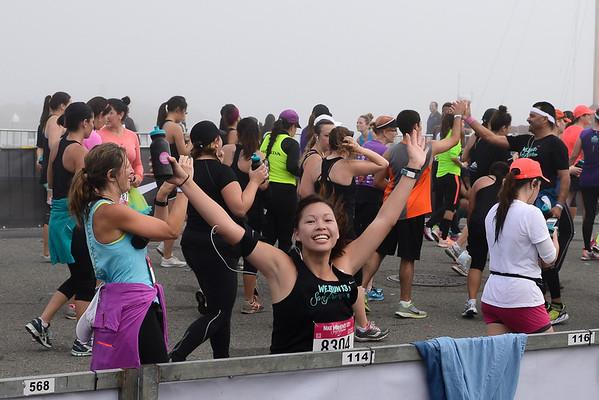 Erica's Nike 1/2 Marathon