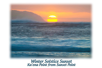 Winter Solstice, Christmas cards