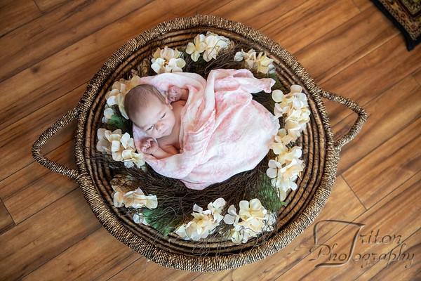 Baby Milana