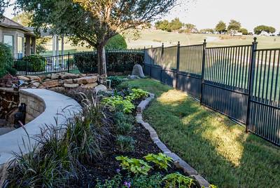 Backyard Garden 9609 Cypress Street