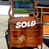 Super Budget Antique Mirrored Dresser.  42 x 21 x 70.  <b>$125</b>