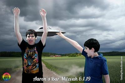 Aaron's Bar Mitzvah 6.1.19