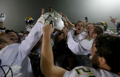 NCS Division I championship football game San Ramon Valley - Freedom High