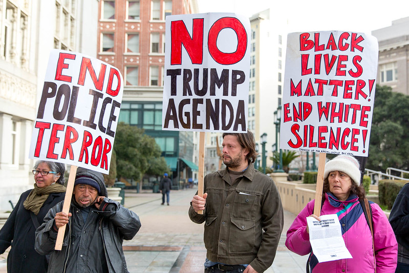 20170117 - T48A9387 -Reclaim MLK 120 Hours SURJ Expose Libby Schaff's Racism, Reject the Trump Agenda in Oakland - photographed by Sam Breach 2017 - 1080 short edge.jpg