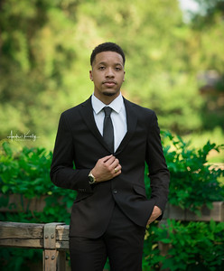 Jacoby Murchison Grad Shoot