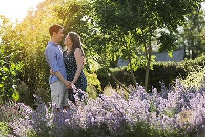 Catherine & Josh Engagement Shoot