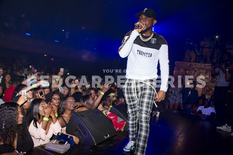 Davido Live @ Belasco Theatre - BET Awards Weekend 2018