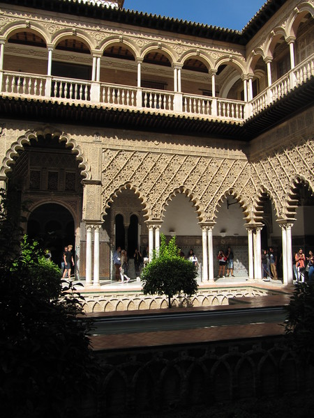 Real Alcázar de Sevilla, Game of Thrones location
