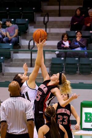 Girls Varsity Basketball vs. Bangs