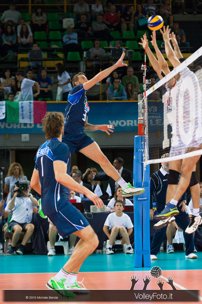 Italia-Iran, World League 2013 - Modena