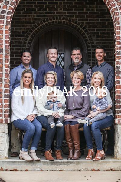 Parrent Family