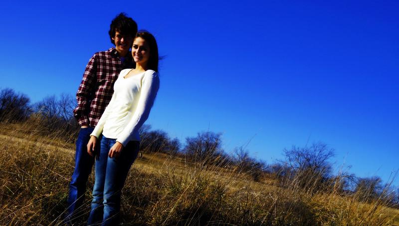 Chandler and Brandon 2011