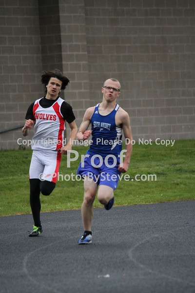 Track Meet April 18, 2013