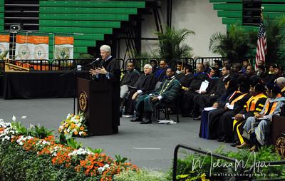 Bill Clinton speaks at FAMU Graduation