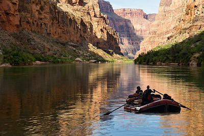 Rafting in Grand Canyon