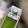 2.63ct Asscher Cut Diamond, GIA E VS1 9