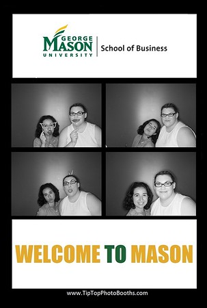 GMU Admitted Student Reception