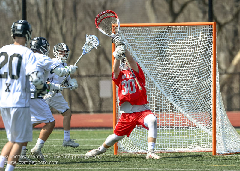 Conard vs. Xavier - April 14, 2018