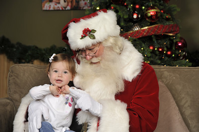 Santa Photos - Wed Afternoon 3:30pm to 5pm