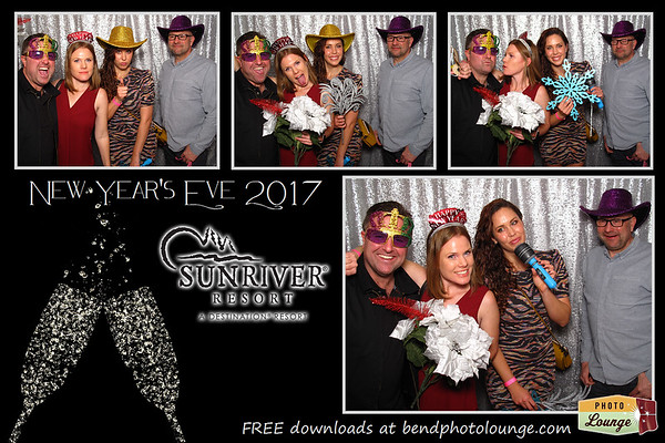 NYE at Sunriver Resort