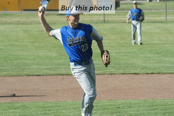 BBE baseball v. Parkers Prairie - 06-06