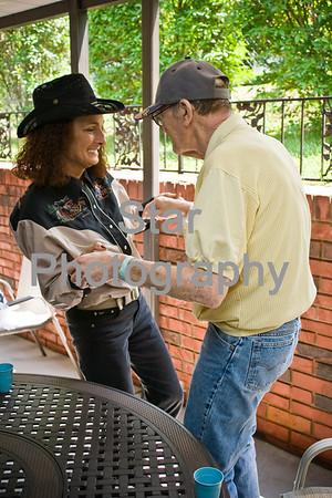Rambling Rose visits Ivy Hall (05-13-09)