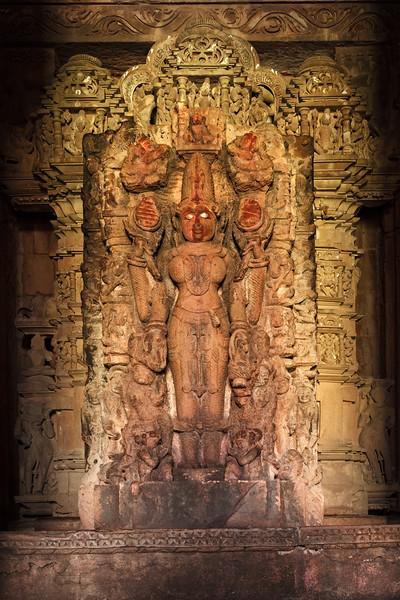 Lakshmi Hindu Goddess Image statue