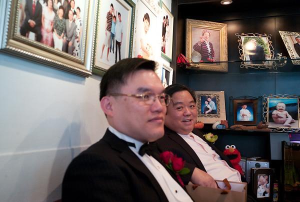 Paul and Yea-Tyng's Wedding