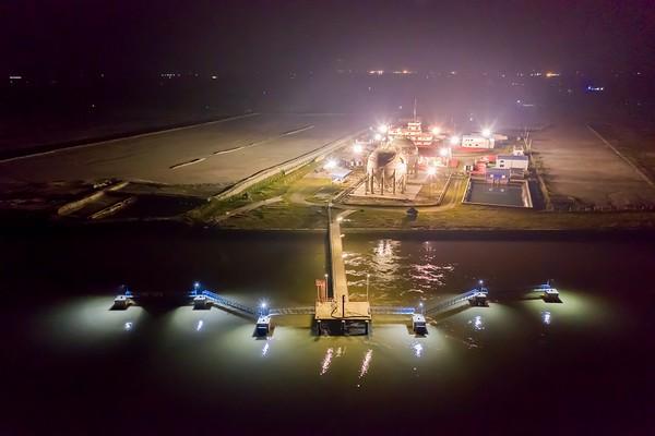 Beximco LPG Plant Drone Images