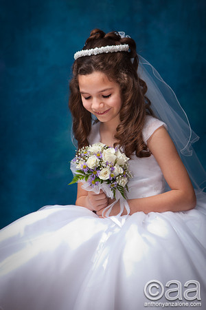 Alyssa Curra's Communion